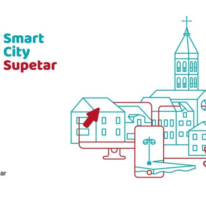 BRAČ – Supetar u finalu za nagradu Smart City 2020